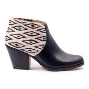 Fortress of Inca Handmade Peruvian Ankle Boot 8.5